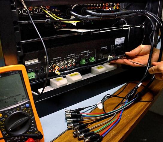 audio system maintenance & repair
