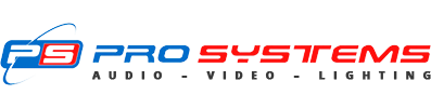 Pro Systems – Audio, Video, & Lighting